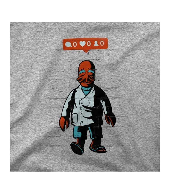 Zoidberg without friends