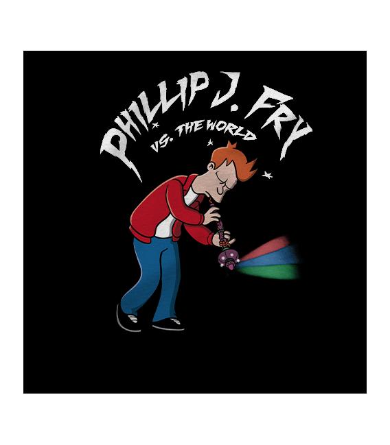 Phillip J. Fry vs the world
