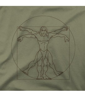 Vitruvian son of man